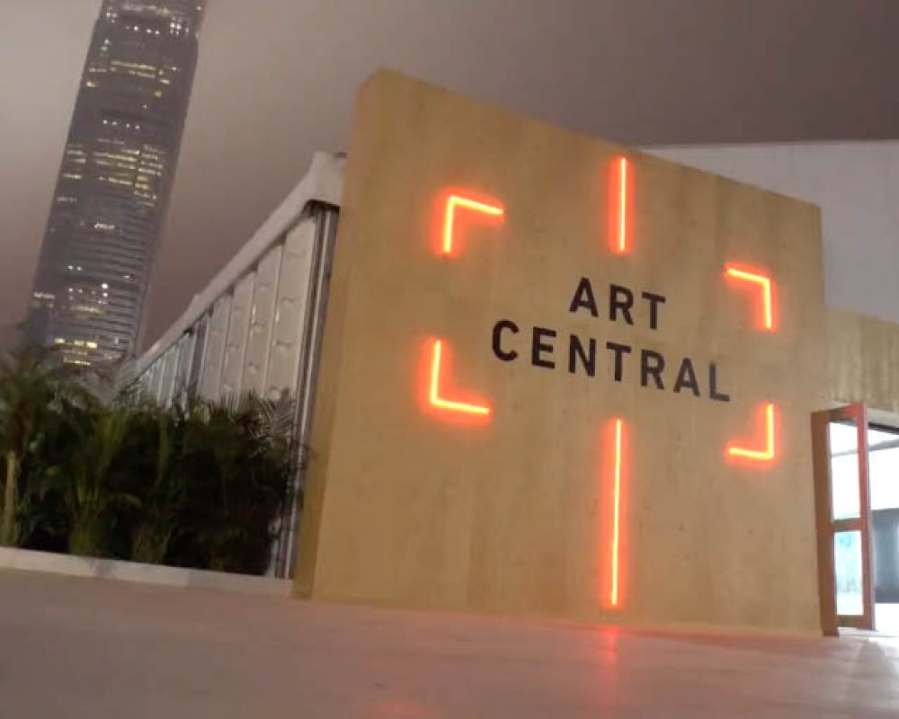 Video for Art Central – Over 100 Galleries